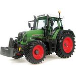 Fendt 820 Vario Tractor with Front Weight
