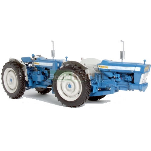 DOE-130 Four wheel Drive Tractor (Universal Hobbies 2703)