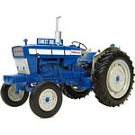 Ford 5000 Doe Demonstrator Vintage Tractor (Limited Edition) - Universal Hobbies Agricultural - 1:16 scale  (Universal Hobbies 2705D)