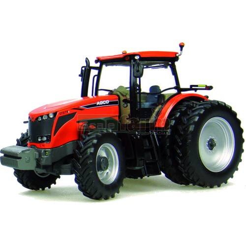 Dual Wheels For Tractors : Universal hobbies agco dt b tractor with dual wheels