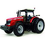 Massey Ferguson 8680 Tractor with Dual Wheels