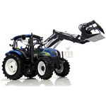 New Holland T6020 with 750TL Loader - Universal Hobbies Country Collection - 1:32 scale  (Universal Hobbies 2863)
