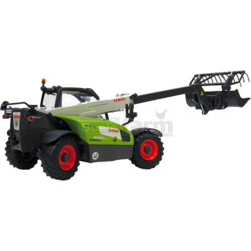 CLAAS Scorpion 6030 CP Telehandler with Bucket (Universal Hobbies 2877)