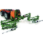 Amazone UF1801 Sprayer with FT1001 Front Tank Attachment - Universal Hobbies Country Collection - 1:32 scale  (Universal Hobbies 2905)