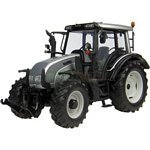 Valtra N111 Metallic Silver Tractor - Universal Hobbies Country Collection - 1:32 scale  (Universal Hobbies 2932)