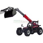 Massey Ferguson 9407 Telehandler with Bucket