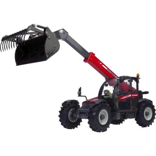 Massey Ferguson 9407 Telehandler with Bucket (Universal Hobbies 2947)