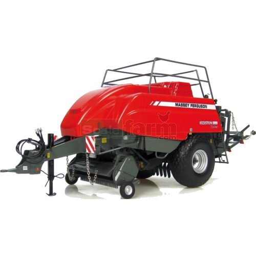Massey Ferguson 2190 Hesston Square Baler (US Version) (Universal Hobbies 2973)