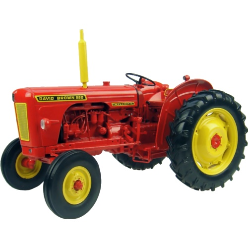 David Brown 990 Implematic Vintage Tractor (1961) (Universal Hobbies 4006)
