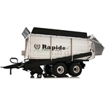 Schuitemaker Rapide 125 Loader Wagon 25th Anniversary model
