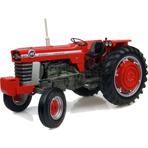 Massey Ferguson 165 Diesel Vintage Tractor (US Version) (Universal Hobbies 4053)