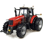 Massey Ferguson 6480 Dual Rear Wheel Tractor (US Version)