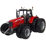 Massey Ferguson 7499 Tractor with Double Wheels