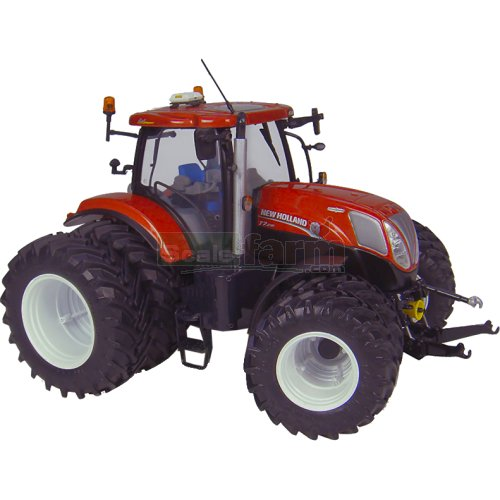 Dual Wheels For Tractors : Universal hobbies new holland t dual wheels