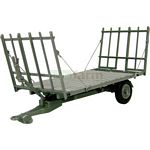 Ferguson 3 Ton Trailer with Hay Lades (Universal Hobbies 4110)