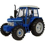 Ford 7610 Generation 1 4WD Tractor - Universal Hobbies Country Collection - 1:32 scale  (Universal Hobbies 4137)