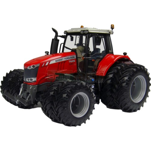 Dual Wheels For Tractors : Universal hobbies massey ferguson dyna