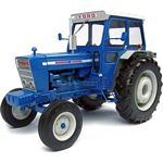 Ford 5000 Tractor with Cabin (1968)