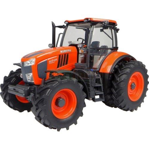 Kubota Tractors With Dual Wheels : Universal hobbies kubota m dual rear wheel tractor