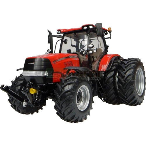 Dual Ih Tractors On Wheels : Universal hobbies case ih puma cvx dual rear