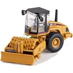 CAT CP-563E Padfoot Drum Compactor - Norscot Die Cast Models - 1:87 Scale  (Norscot 55156)