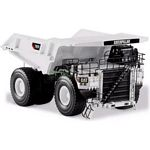 CAT 797F Off Highway Truck - Special White Edition - Norscot Die Cast Models - 1:50 Scale  (Norscot 55243)