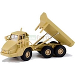 CAT Military 730 Articulated Truck - Norscot Die Cast Models - 1:50 Scale  (Norscot 55251)