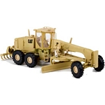 CAT Military 120M Motor Grader - Norscot Die Cast Models - 1:50 Scale  (Norscot 55252)