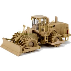 CAT Military 815F Soil Compactor - Norscot Die Cast Models - 1:50 Scale (Norscot 55254)