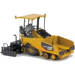 CAT AP600D Asphalt Paver with Canopy - Norscot Die Cast Models - 1:50 Scale (Norscot 55260)