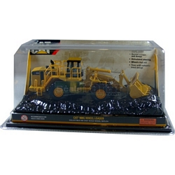 CAT 988G Wheel Loader - Norscot Die Cast Models - 1:64 Scale (Norscot 55302)