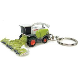 CLAAS Jaguar 980 Combine Harvester Keyring - Universal Hobbies Commercial Keyrings (Universal Hobbies 5551)