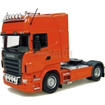 Scania R580 Topline Limited Edition (Orange) - Universal Hobbies Commercial - 1:50 scale  (Universal Hobbies 5693)