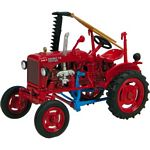 Valmet 20 Vintage Tractor with Side Cutter - Universal Hobbies Country Collection - 1:43 scale  (Universal Hobbies 6042)