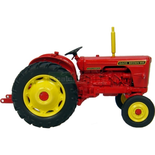 David Brown 990 Implematic Tractor (1963) (Universal Hobbies 6083)