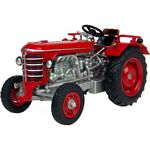 Hurlimann D70 Vintage Tractor (1962) - Universal Hobbies Country Collection - 1:43 scale  (Universal Hobbies 6095)