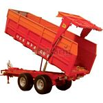 Benne La Campagne Tipping Trailer - Universal Hobbies Country Collection - 1:32 scale  (Universal Hobbies 68110)