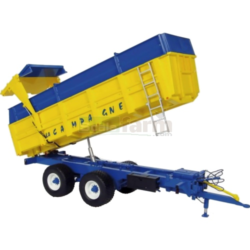 Benne La Campagne Tipping Trailer (Universal Hobbies 68128)