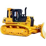 Komatsu D61EX Bulldozer with Metal Tracks - Universal Hobbies Commercial - 1:50 scale  (Universal Hobbies 8000)