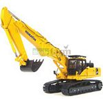 Komatsu PC450 with Short Trowel - Universal Hobbies Commercial - 1:50 scale  (Universal Hobbies 8004)