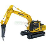 Komatsu PC210 LC-10 Excavator with Hydraulic Breaker
