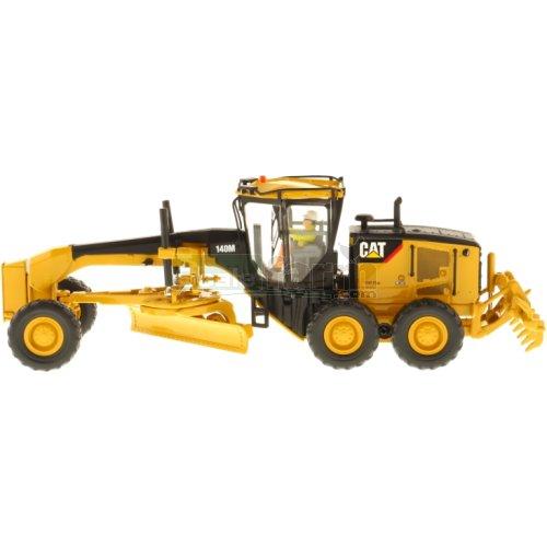 Diecast Masters 85236 Cat 140m Motor Grader