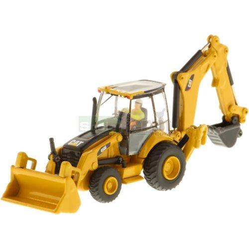 CAT 450E Backhoe Loader
