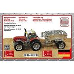 Massey Ferguson 5430 Tractor and Trailer Construction Kit