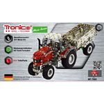 Massey Ferguson 7600 Tractor with Trailer Construction Kit