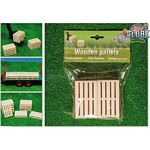 Wooden Pallets (Set of 6)