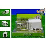 Calf House with 2 Calves (Kids Globe 571964)