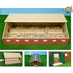 Wooden Pig Shed (Kids Globe 610545)