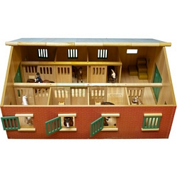 Large Horse Stable - Kids Globe - 1:24 scale (Kids Globe 610595)