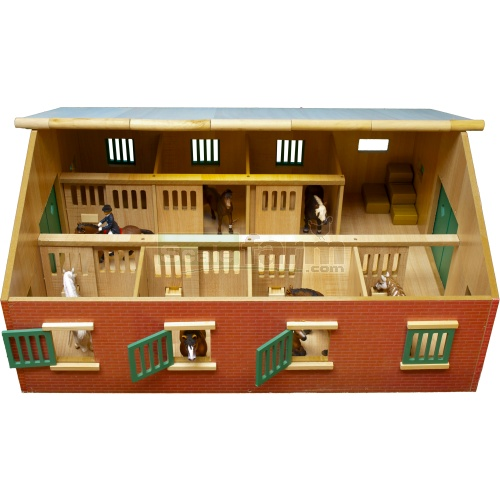 Large Horse Stable (Kids Globe 610595)
